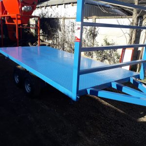 Fabricación carro Agrícola, para agrícola San Gerardo