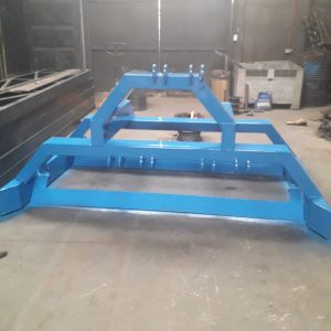 Fabricación microniveladoras a pedido de productor.
